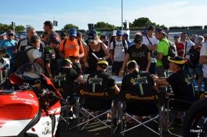 Bol d'or : les motards ponots ont passé la ligne d'arrivée