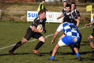 Rugby : Tence si proche si loin du leader Rhodia