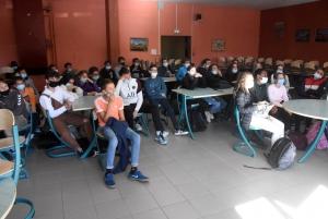 Yssingeaux : les collégiens de Jean-Monnet à la rencontre du monde de l'innovation