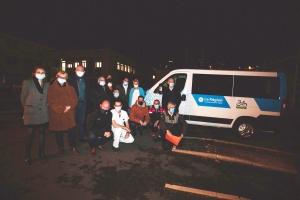 Les bus des clubs sportifs mis à disposition pour les vaccinations