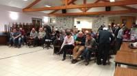 Freycenet-la-Tour : la salle polyvalente transformée en salle de cinéma pour « Toi l'Auvergnat… dernier paysan »