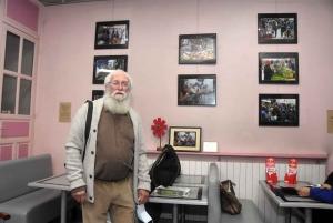 Yssingeaux : Lucien Soyère, une expo photos sur le souk et sur le marché