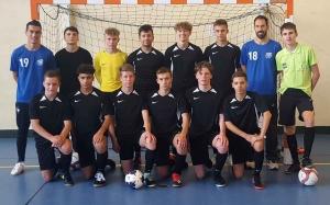 Monistrol-sur-Loire : les cadets du lycée Léonard-de-Vinci 13e au Championnat de France de futsal