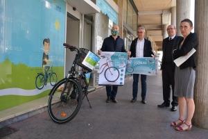 Un chèque réparation vélo de 50 € offert pour booster l'usage du deux-roues