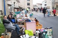 Une brocante à La Chapelle-d'Aurec le 8 mai