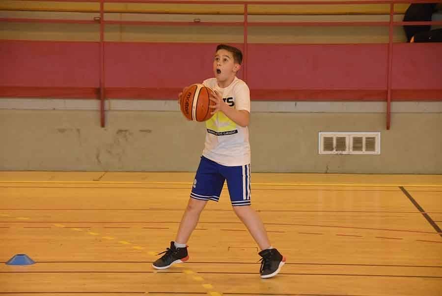 Monistrol-sur-Loire : les basketteurs benjamins se mesurent au Challenge national