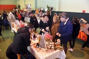 Chambon-sur-Lignon : le marché de Noël a fait le plein