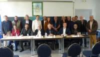 Les maires ruraux de la Haute-Loire défendent la commune