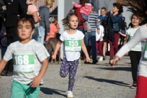 Capito Kids : la course de 600 m