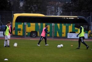 Le Puy Foot réussit sa première mise à jour en National 2