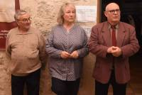 Yvon Argaud, Josiane Escotte, Jean-Guy Andreoletti