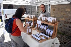 Saint-Didier-en-Velay : producteurs et créateurs reviennent dimanche 16 août