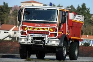 Monistrol-sur-Loire : des fumées se dégageaient du centre d'enfouissement de Perpezoux