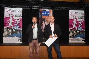 Gilles Delabre et Stéphane Clabaux