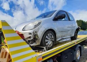 Deux accidents vendredi matin à Saint-Ferréol-d'Auroure et Saint-Didier-en-Velay