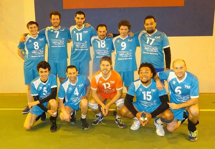 Volley : le Puy-en-Velay reprend du service ce week-end