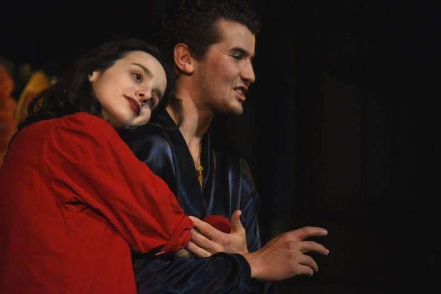 """La Troupette de la Renommée présente """"On ne patine pas avec l'amour"""""""