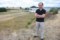 Gilbert Bechard est à la tête de ce projet immobilier.