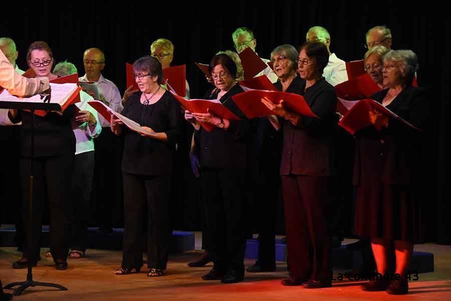 Tence : deux chorales en concert samedi 15 juin à l'église