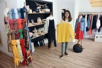 Dunières : Jolie Môme, une boutique de prêt-à-porter féminin et de cadeaux de naissance