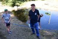 Sainte-Sigolène : 250 kg de poissons déversés pour la fête de la pêche
