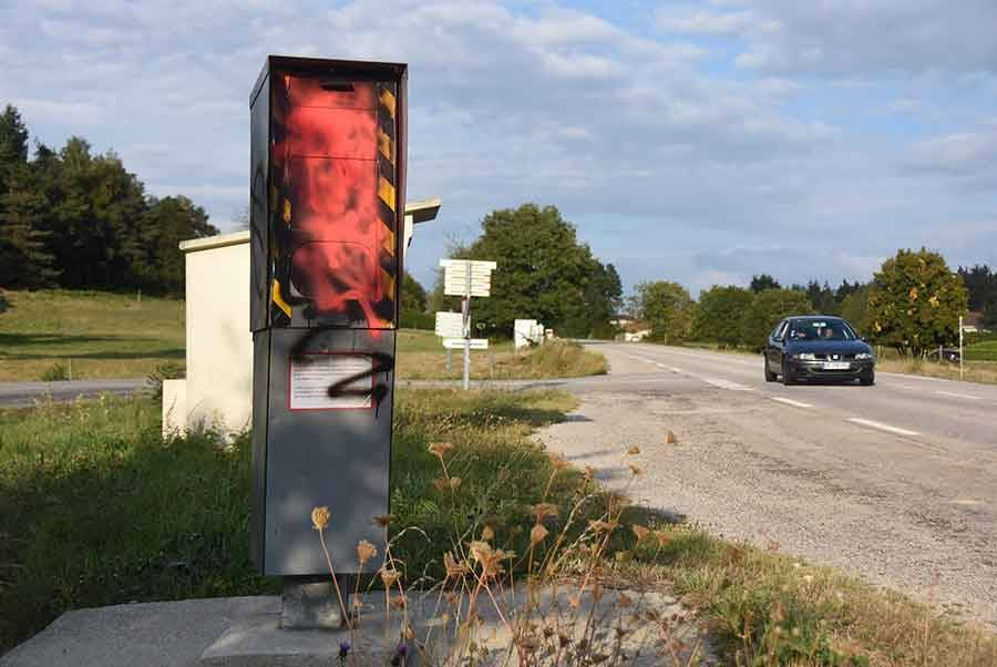 Sainte-Sigolène : une deuxième couche de peinture sur le radar