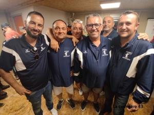 Aurec-sur-Loire : trois triplettes d'Aurec Pétanque qualifiées en finale de la coupe yssingelaise