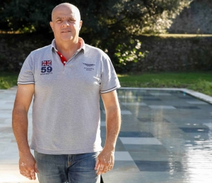 Philippe Peguet dirige Certe Piscines & Spas