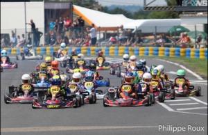 Beauzac : Jolan Raccamier sur les traces de son père en karting