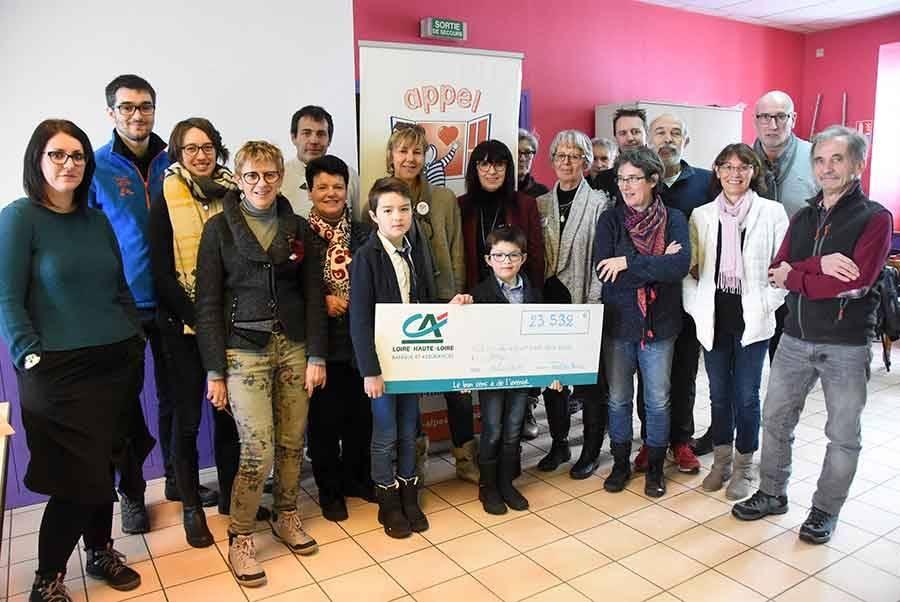 Les Estables : plus de 23 000 euros récoltés sur le Trail du Mézenc