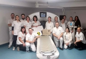 Les manipulateurs radio en grève à l'hôpital Emile-Roux