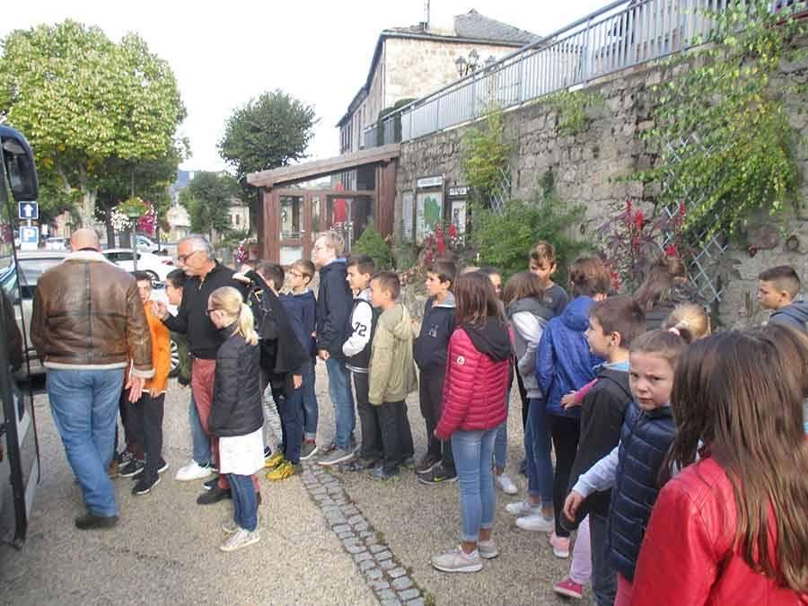 Tence : des collégiens de Saint-Martin sensibilisés aux dangers dans les transports scolaires
