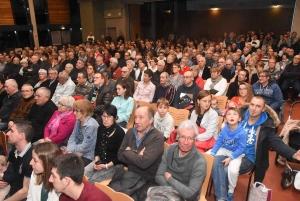 Monistrol-sur-Loire : 500 personnes pour les voeux du maire à la Capitelle
