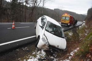 Une voiture percute un sanglier entre Retournac et Yssingeaux