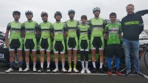Cyclisme : reprise des courses pour l'UCPV avec un premier podium