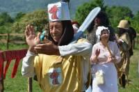 """Retournac : fête médiévale et spectacle équestre à """"Saint-Ignac"""""""