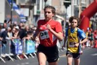 15 km du Puy : le défi jeunes en photos