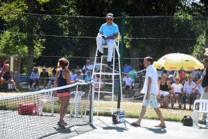 Tence : Karamoko et Boutillier grands gagnants du tournoi de tennis