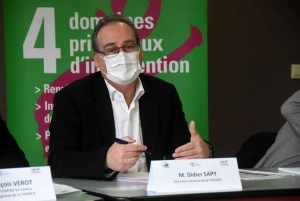 Didier Sapy, directeur de la FNAQPA