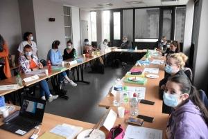 Une formation innovante à Yssingeaux pour former les agents des Ehpad