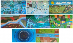 Une exposition virtuelle pour la 24e édition de l'action pédagogique Rivières d'Images et Fleuves de Mots