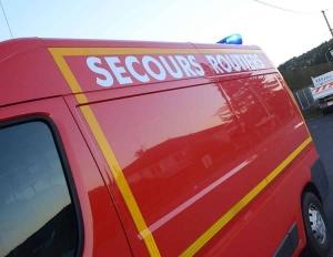 Sainte-Sigolène : chute d'un adolescent en moto
