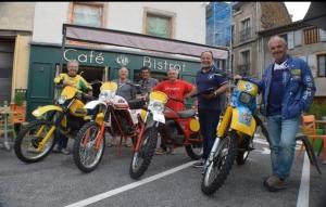 Quatre équipages de Haute-Loire engagés sur l'ISDT Vintage à Brioude