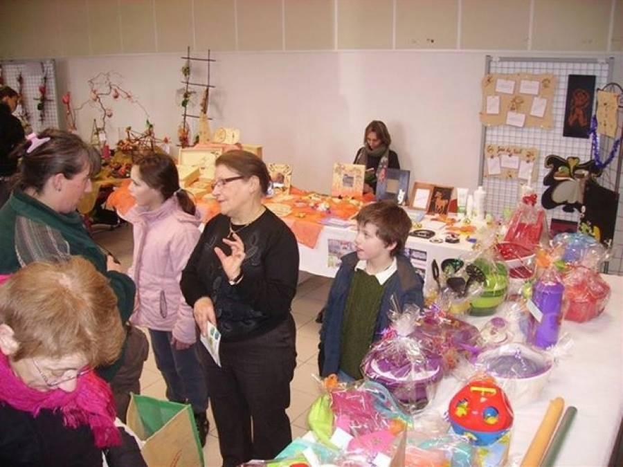 Saint-Pal-de-Mons : des animations et des exposants ce week-end au marché de Noël