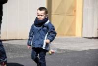Sainte-Sigolène : 120 enfants à la chasse aux oeufs des commerçants