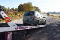 Yssingeaux : un accrochage sur la route de Retournac fait un blessé