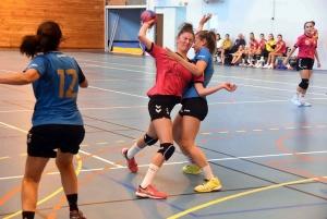 Handball : Saint-Germain/Blavozy fait la différence en 2e mi-temps à Monistrol-sur-Loire