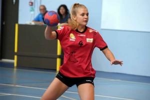 18 buts pour Mathilde Masson