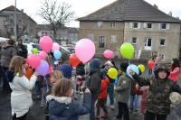 Un lâcher de ballons bouclera l'inauguration samedi 3 mars. Photo d'archives