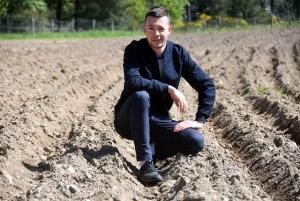 Chambon-sur-Lignon : il lance une production de pommes de terre en agriculture biologique